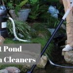 Top 10 Best Pond Vacuum Cleaners For Clearing Your Garden Ponds (2021)